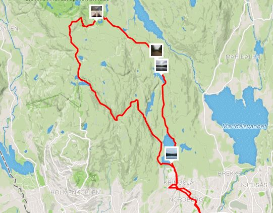 oslo trail