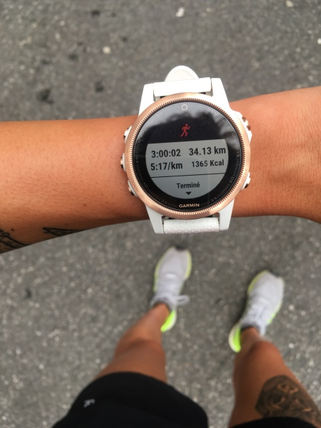 test la garmin fenix 5s run and write by. Black Bedroom Furniture Sets. Home Design Ideas