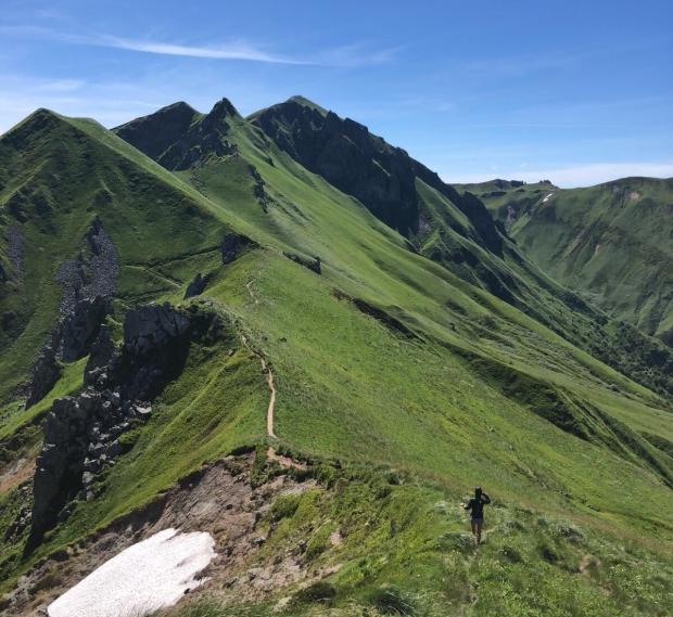puy de sancy trail