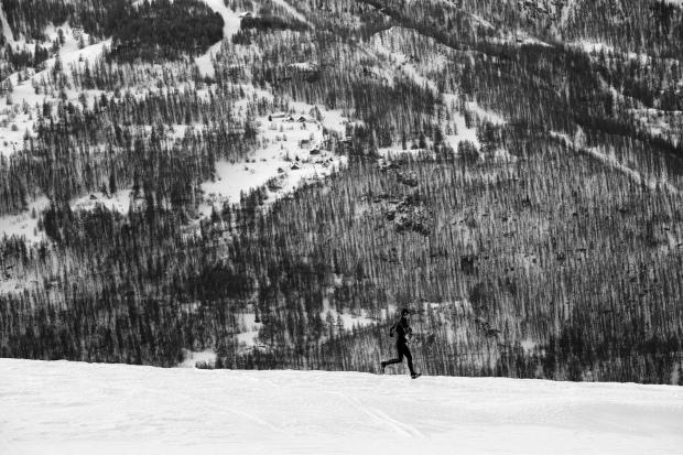 Serre Che Snow Trail