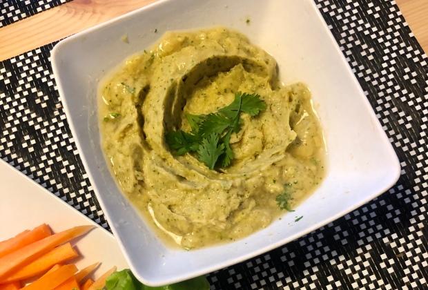 Recette houmous / hummus Vegan